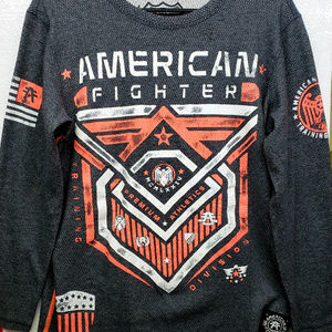 American Fighter Kids thermal with all the bling.